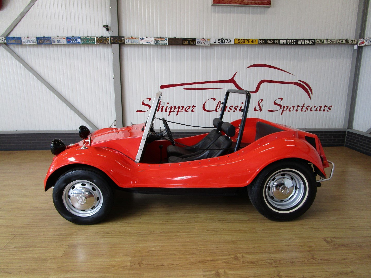 1972 Volkswagen Karmann GF Buggy former Royal House For Sale (picture 2 of 6)