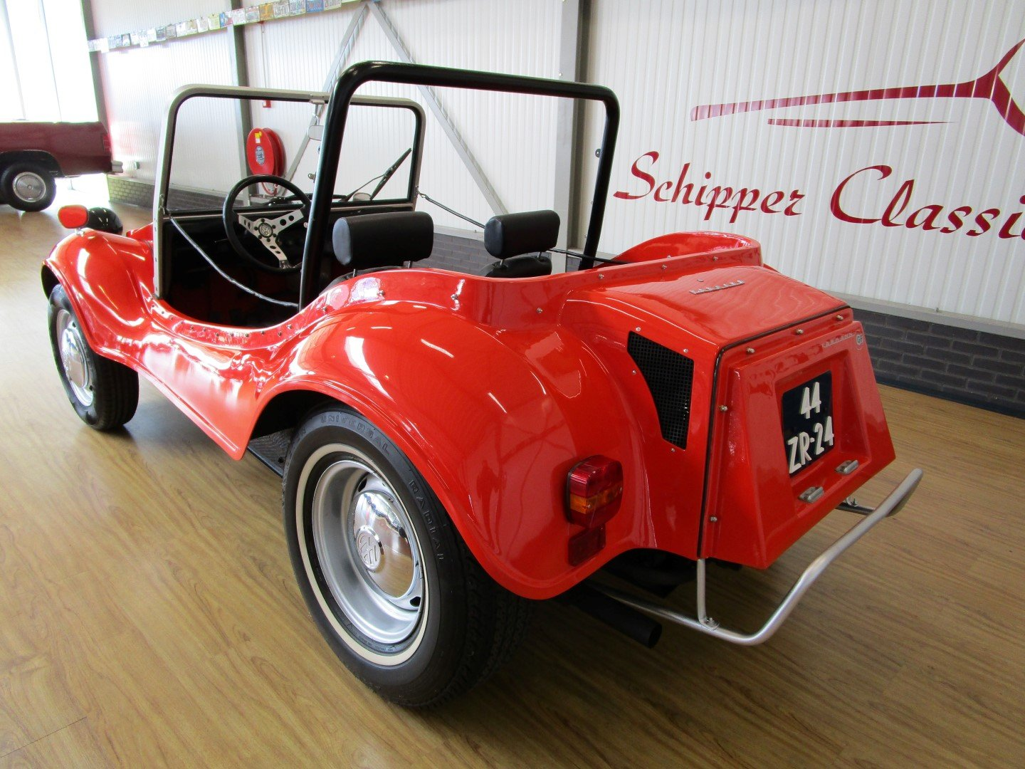 1972 Volkswagen Karmann GF Buggy former Royal House For Sale (picture 3 of 6)