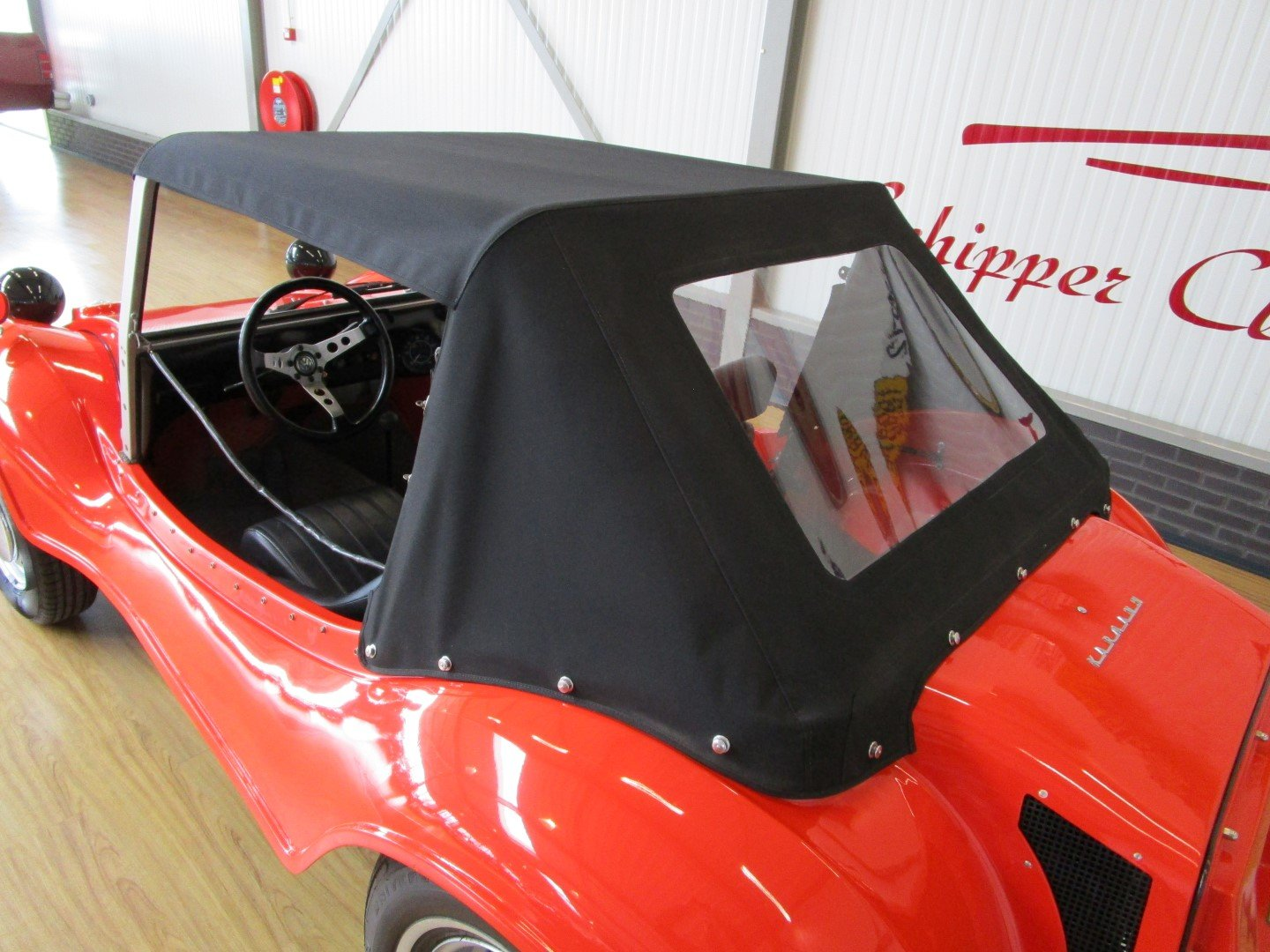 1972 Volkswagen Karmann GF Buggy former Royal House For Sale (picture 4 of 6)