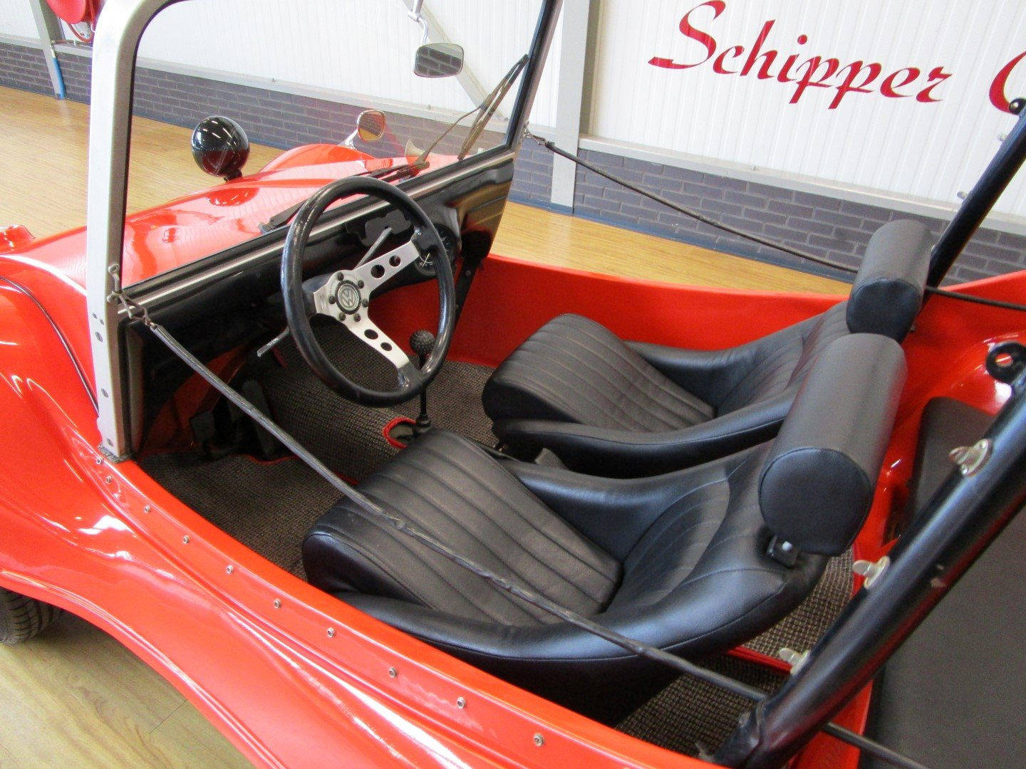 1972 Volkswagen Karmann GF Buggy former Royal House For Sale (picture 5 of 6)