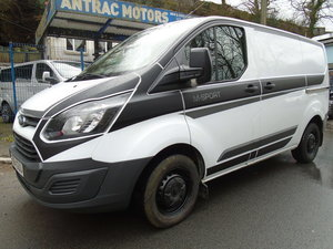2014/64 FORD TRANSIT CUSTOM L1H1 125 BHP 2.2 TDCI For Sale