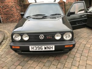 1991 GOLF GTI For Sale