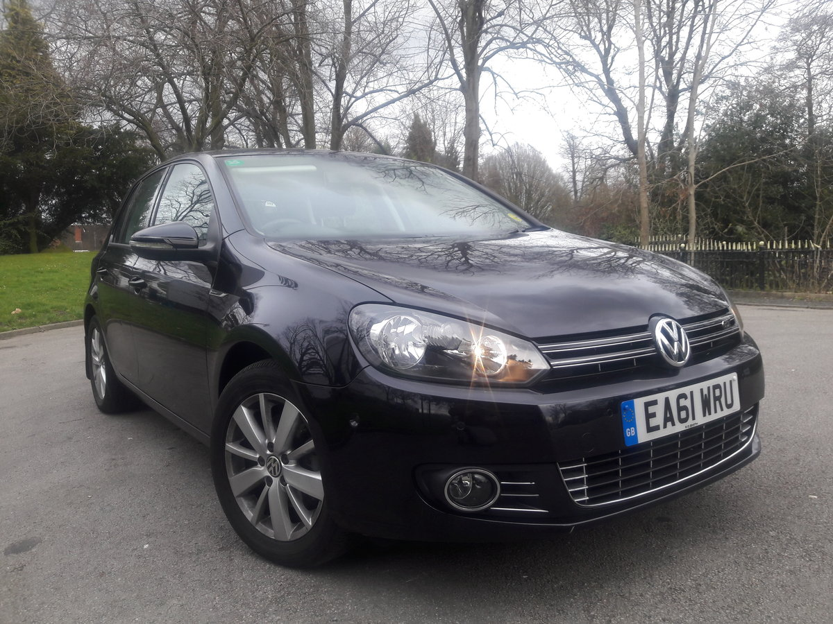 2011/61 VW GOLF SE TSI 5 DOORS *** ONLY 30K MILES *** For Sale (picture 1 of 6)