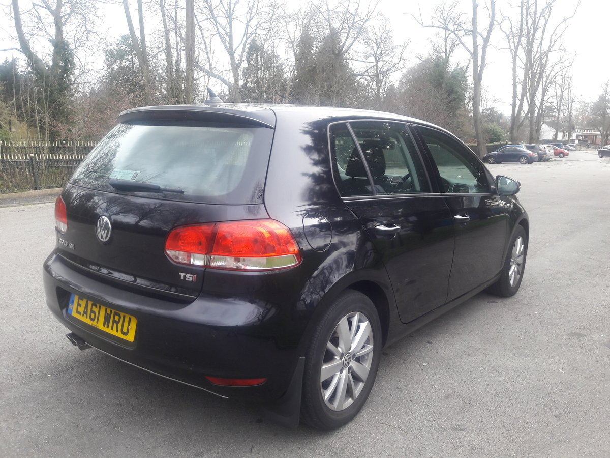 2011/61 VW GOLF SE TSI 5 DOORS *** ONLY 30K MILES *** For Sale (picture 2 of 6)