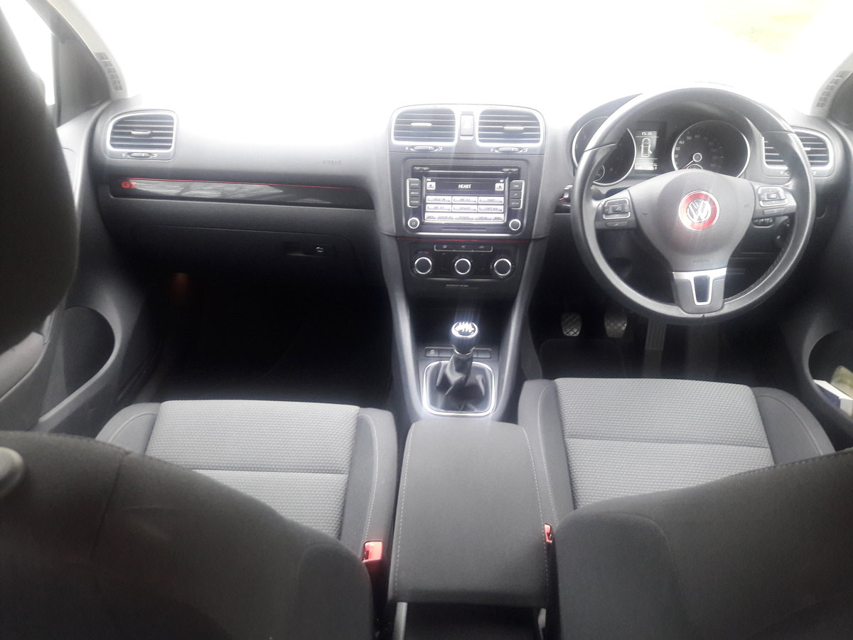 2011/61 VW GOLF SE TSI 5 DOORS *** ONLY 30K MILES *** For Sale (picture 4 of 6)