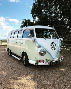 LHD 1965 German built Splitscreen Camper