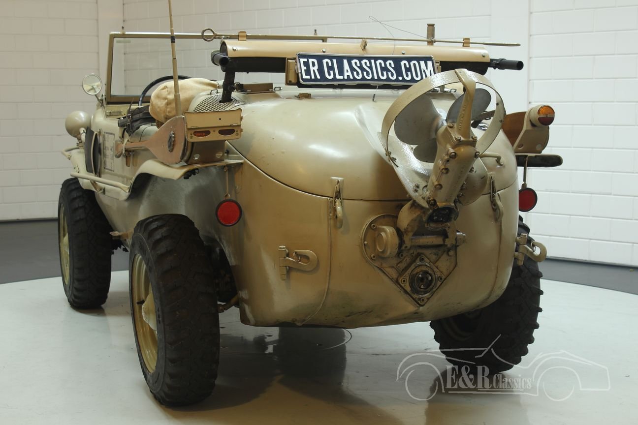 Volkswagen Schwimmwagen 1942 very early example For Sale (picture 6 of 6)