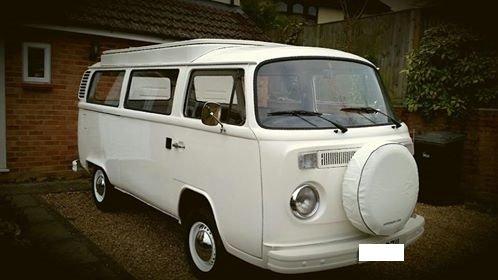1973 VW T2 Devon - Full Resto - Subaru Conversion For Sale