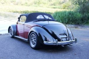 1967 Volkswagen Beetle Chop Top =Custom fresh engine $14.9k For Sale (picture 2 of 6)