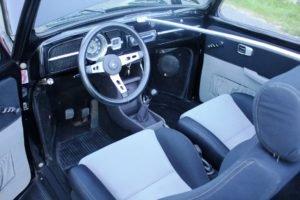 1967 Volkswagen Beetle Chop Top =Custom fresh engine $14.9k For Sale (picture 4 of 6)