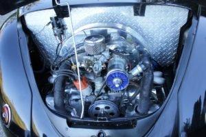 1967 Volkswagen Beetle Chop Top =Custom fresh engine $14.9k For Sale (picture 6 of 6)