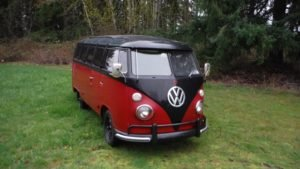 1964 Volkswagen Samba 21 Window Bus Factory Correct $75k For Sale