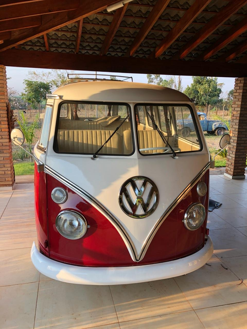 1974 Top AAA restored VW T1 For Sale (picture 2 of 6)