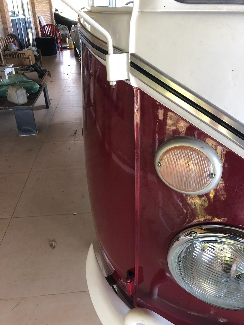 1974 Top AAA restored VW T1 For Sale (picture 4 of 6)