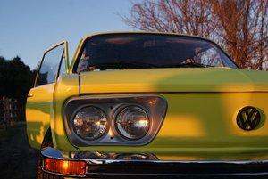 Rare 1978 VW Brasilia totally preserved For Sale