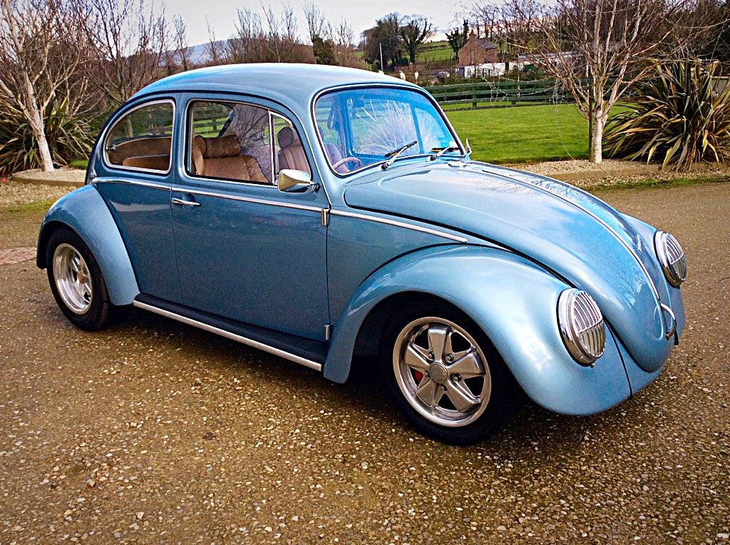 1968 VW BEETLE -1776cc STUNNING CUSTOM RESTORATION PX? For Sale (picture 1 of 6)