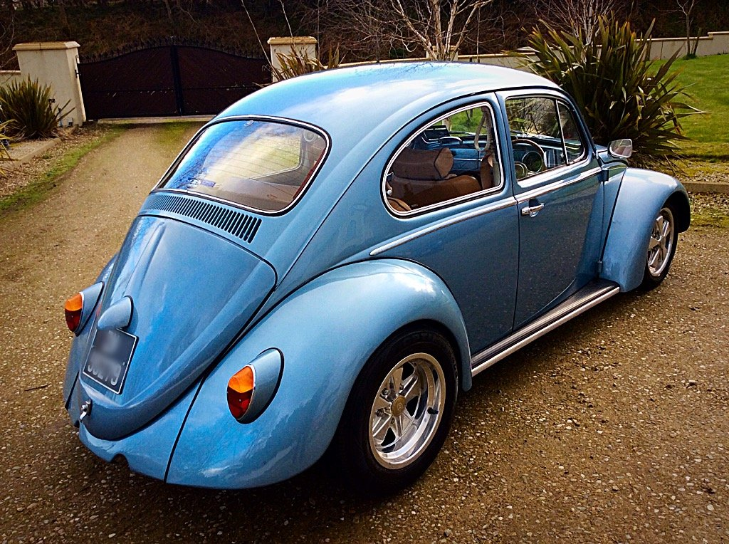 1968 VW BEETLE -1776cc STUNNING CUSTOM RESTORATION PX? For Sale (picture 2 of 6)