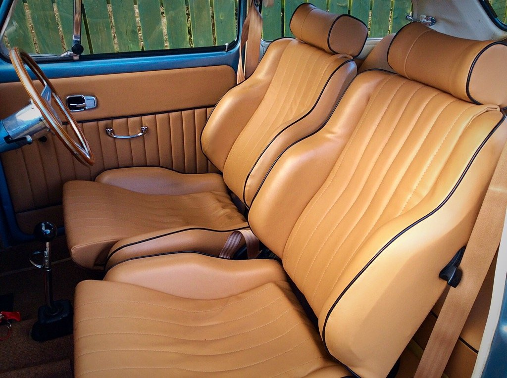 1968 VW BEETLE -1776cc STUNNING CUSTOM RESTORATION PX? For Sale (picture 4 of 6)