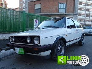 1985 Volkswagen Golf 1800 3 Porte GTI For Sale