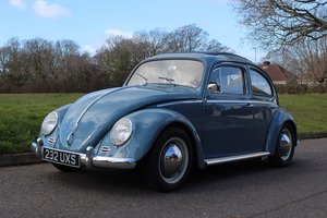 Volkswagen Beetle 1959 - To be auctioned 26-04-19 For Sale by Auction
