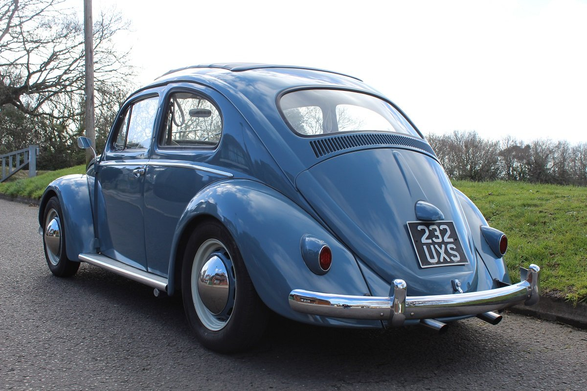 Volkswagen Beetle 1959 - To be auctioned 26-04-19 For Sale by Auction (picture 2 of 6)