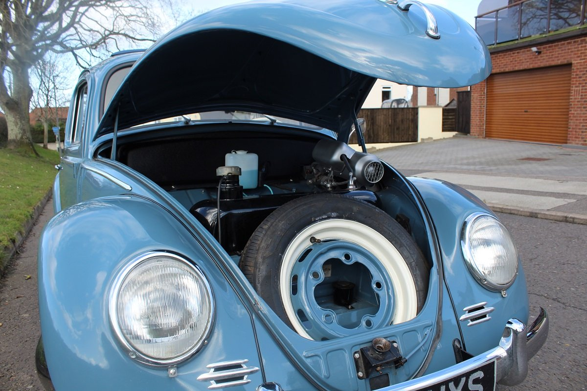 Volkswagen Beetle 1959 - To be auctioned 26-04-19 For Sale by Auction (picture 4 of 6)