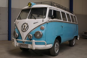 VOLKSWAGEN KOMBI T1, 1963 For Sale by Auction
