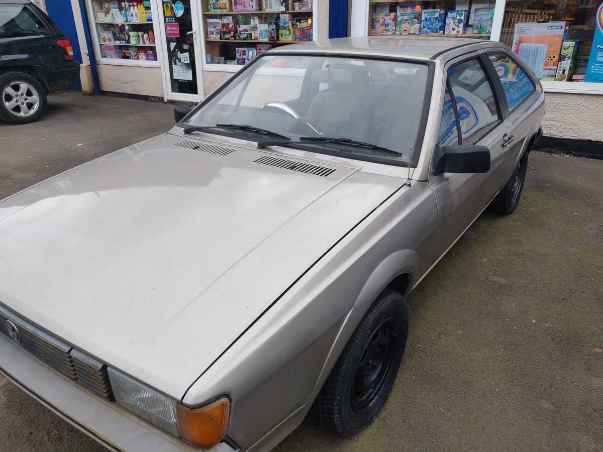 Vw scirocco gt mk2 1.6 1986 For Sale (picture 4 of 6)