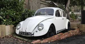 1971 Ragtop VW Beetle For Sale