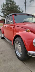 1968 Volkswagen Beetle (Marion, OH) $24,900 obo For Sale