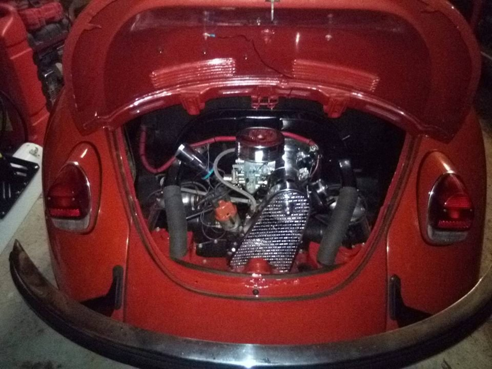1968 Volkswagen Beetle (Marion, OH) $24,900 obo For Sale (picture 2 of 6)