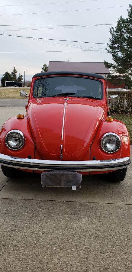1968 Volkswagen Beetle (Marion, OH) $24,900 obo For Sale (picture 4 of 6)