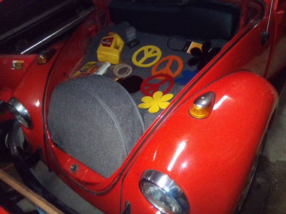 1968 Volkswagen Beetle (Marion, OH) $24,900 obo For Sale (picture 6 of 6)