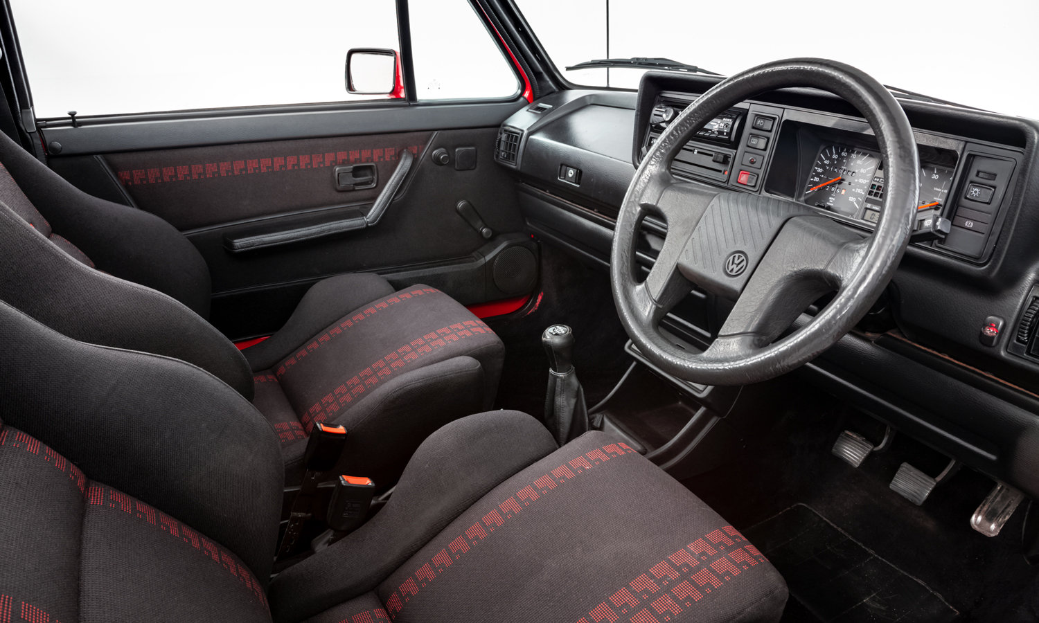 1993 Volkswagen Golf MK1 GTI SPORTLINE - Stunning, Rare For Sale (picture 6 of 6)