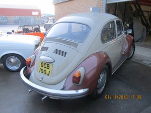 1970 beetle 1500  For Sale