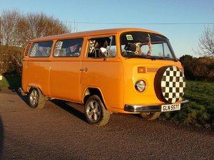 1979 VW Camper Van (Type 2 Bay Window Combi Van) For Sale