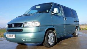 Volkswagen Caravelle 2.5TDi 2003 For Sale