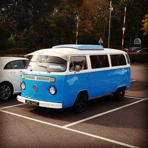Beautiful 1979 Volkswagen Campervan T2 VW For Sale