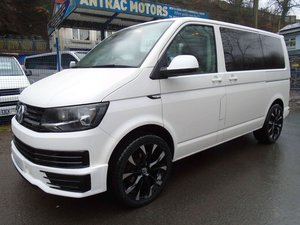 2015 /65 VW TRANSPORTER T6 SHUTTLE SWB 8 SEATER T32 102 TDI  For Sale