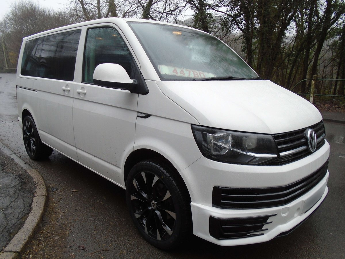2015 /65 VW TRANSPORTER T6 SHUTTLE SWB 8 SEATER T32 102 TDI  For Sale (picture 5 of 6)