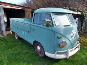 1963 VW Split Screen Pickup Type 211