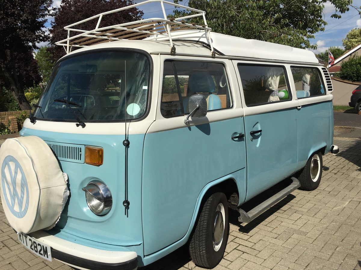 1974 RHD VW Campervan baywindow For Sale (picture 1 of 6)