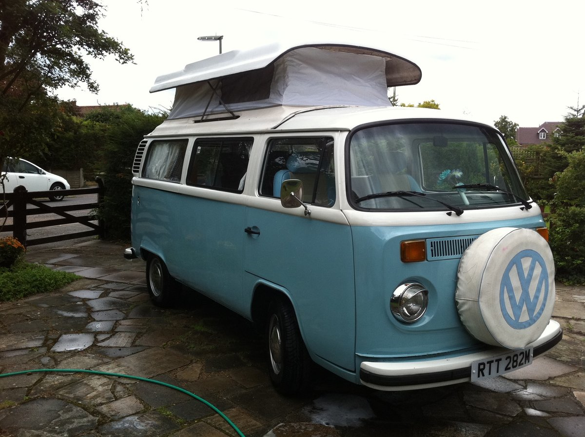 1974 RHD VW Campervan baywindow For Sale (picture 2 of 6)