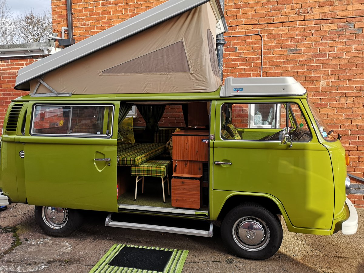 1979 Original VW T2 Westfalia For Sale (picture 1 of 6)