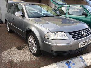 2004 VW PASSAT 2.0 TDI  GREAT CONDITION SOLD