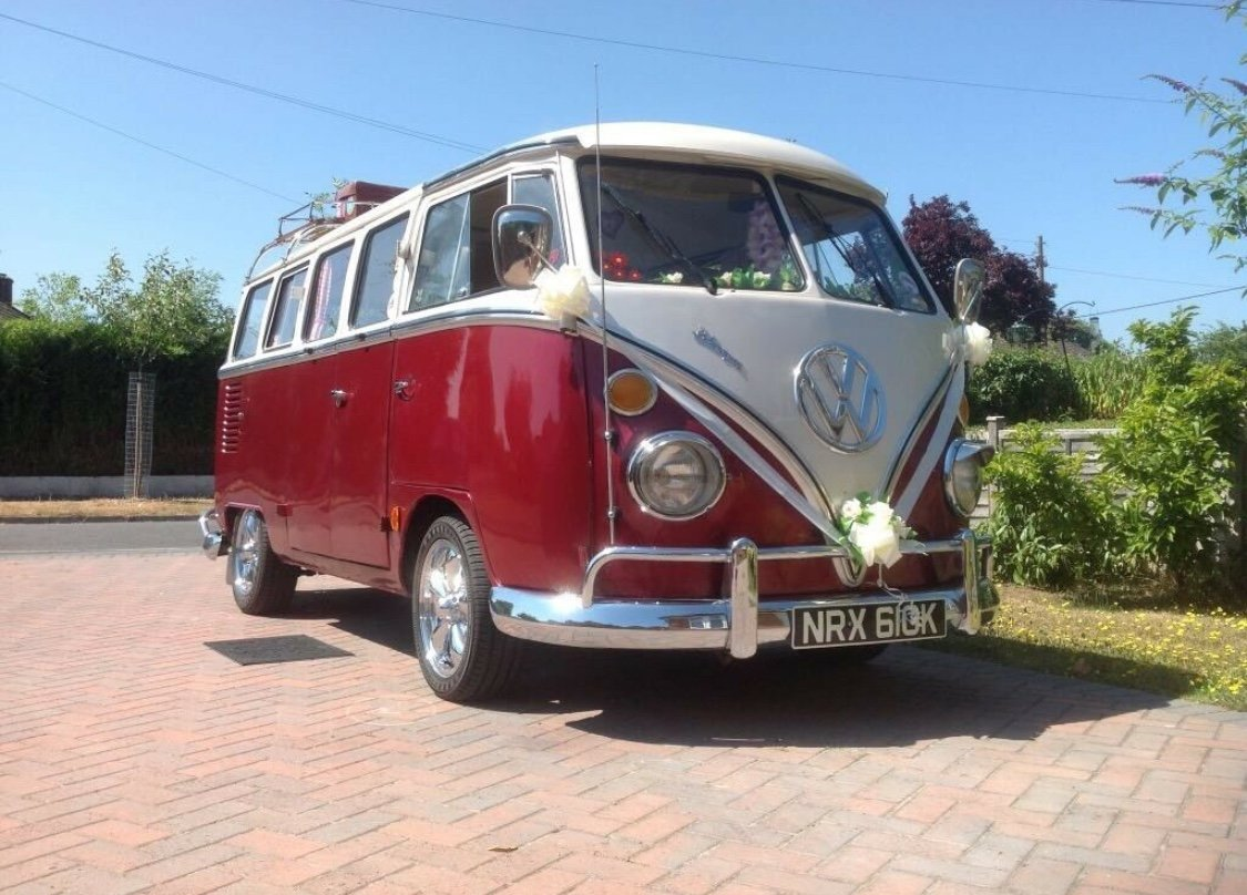 1972 Splitscreen Campervan For Sale (picture 1 of 6)