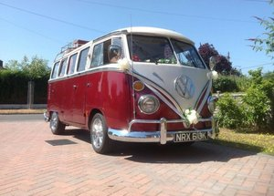 1972 Splitscreen Campervan For Sale