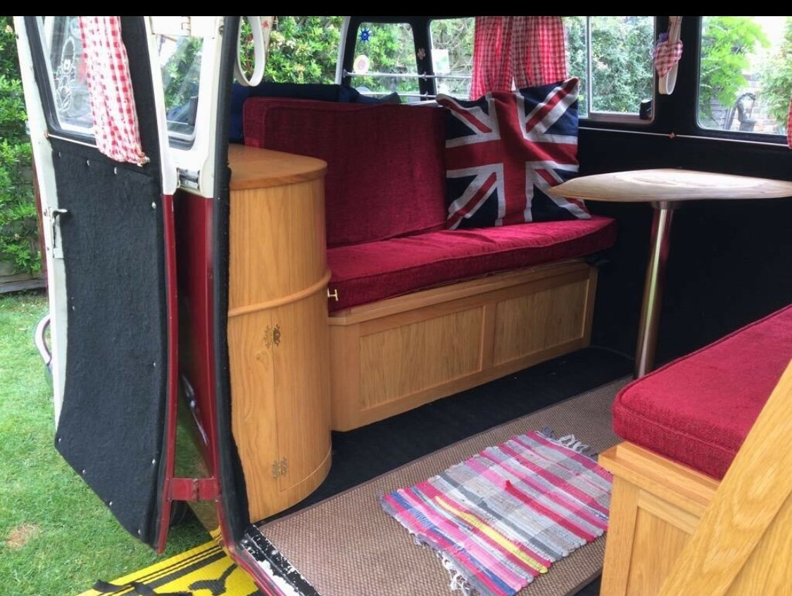 1972 Splitscreen Campervan For Sale (picture 2 of 6)