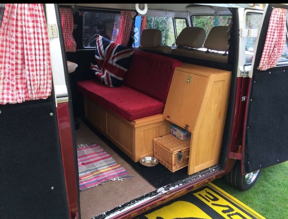 1972 Splitscreen Campervan For Sale (picture 6 of 6)