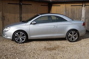 2009 VW EOS 2.0 TDI SPORT 30,000 MILES,HEATED LEATHER For Sale